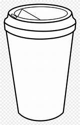 Coffee Coloring Pages Cups Clipart Pinclipart sketch template