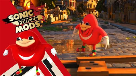 Sonic Forces Mods