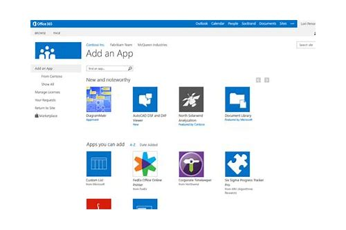 sharepoint 2013 app download