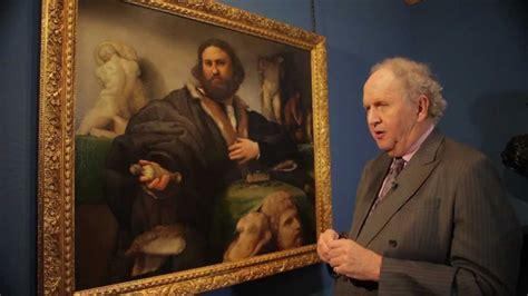 'andrea Odone' By Lorenzo Lotto