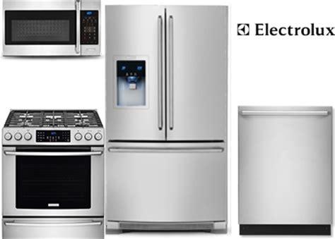 KitchenAid vs Electrolux Kitchen Appliance Packages