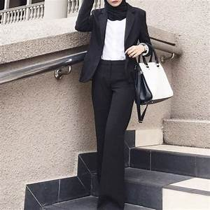 Formal and classic hijab outfits u2013 Just Trendy Girls