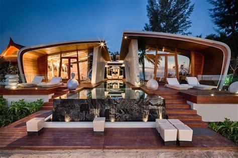 Het Luxe Iniala Beach House In Thailand Is Ongekend Mooi