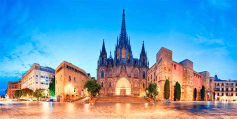 Cathedral Barcelona Spain