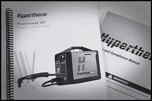 Hypertherm Powermax 45 Xp 088112 Plasma Cutter Ships