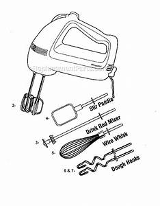 Sunbeam 2485 Parts List And Diagram   Ereplacementparts Com