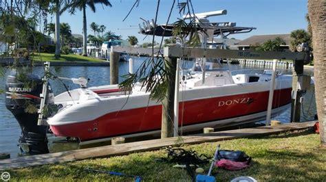 Donzi Sport Fishing Boats by Donzi Sports Fishing Boats For Sale Boats