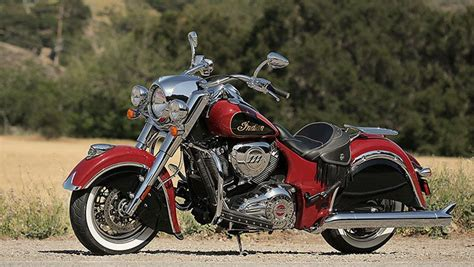 Indian Motorcycles Reveal Dual-tone Paint Schemes For 2015