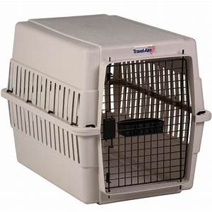 Hidden treasures large dog crate travel crate for Travel large dog crate