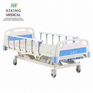 Manual Three Functions Hospital Bed Whatsapp  Wechat  86