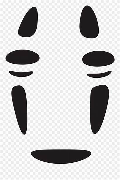 Spirited Away Ghibli Face Studio Transparent Clipart