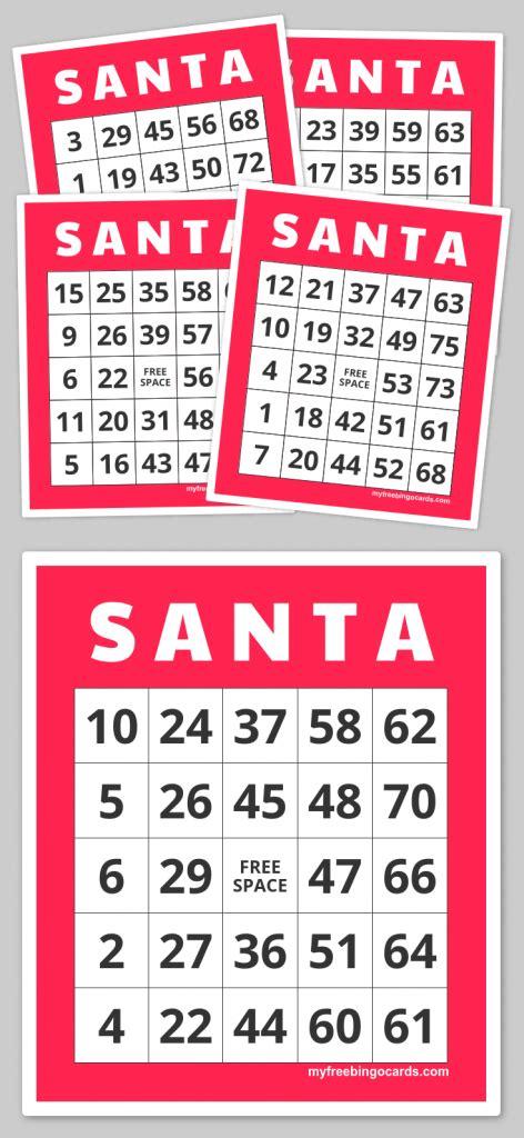 printable bingo cards   printable card
