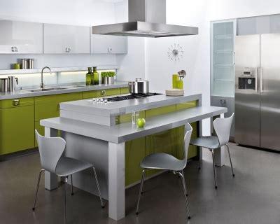 amenagement cuisine ilot central focus sur l 39 îlot central pour votre cuisine plans pluriel