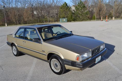 1990 Volvo 780 Bertone Turbo For Sale