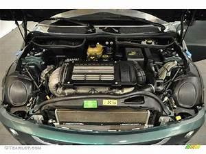 2007 Mini Cooper S Convertible Sidewalk Edition 1 6 Liter Supercharged Sohc 16