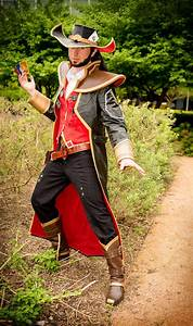 Twisted Fate Cosplay (5) by BoltFraction on DeviantArt
