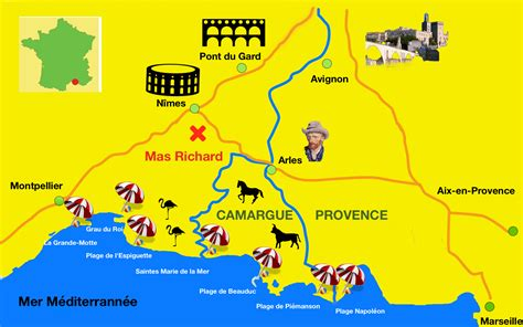 chambre d hote dans le gard camargue provence