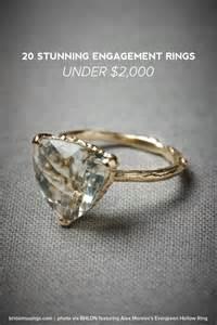 2000 engagement ring 20 stunning engagement rings 2 000 crazyforus