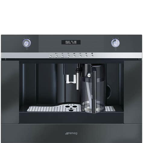 machine pour cuisiner machine à café cmsc451ne smeg smeg fr