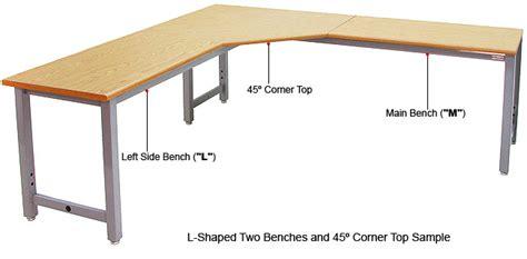 L & U Shaped Tables