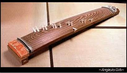 Koto Dan Instrument Instrumen Digunakan Cina Zheng