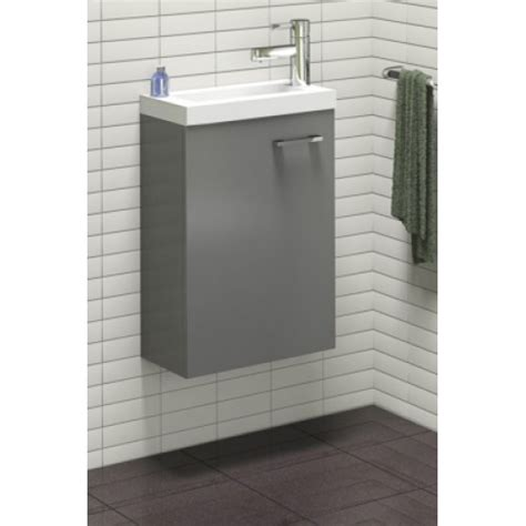 meuble lave mains 40 cm neova pour votre coin toilettes