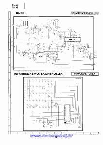 Sharp 25ax5 Tv D Service Manual Download  Schematics