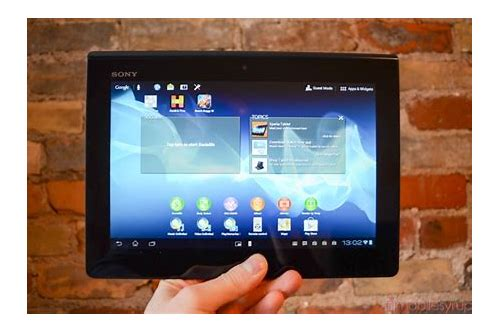 sony tablet s jelly bean update download