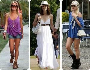 Style Bohème Chic Femme : look boh me les plus jolis exemples piqu s chez les stars le blog beaut femme ~ Preciouscoupons.com Idées de Décoration