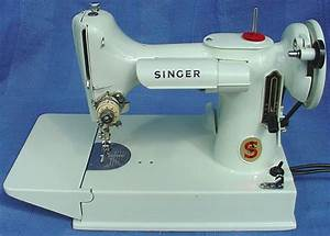 Singer Sewing Machine Featherweight 221 And 222