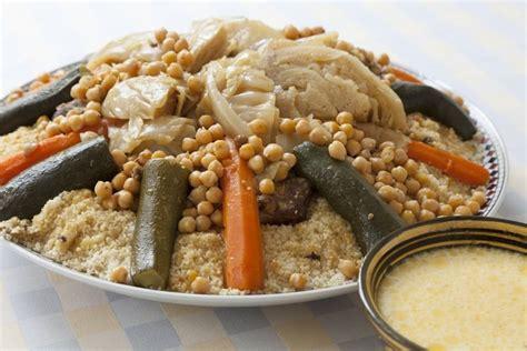 cuisiner poitrine d agneau recette de couscous royal express
