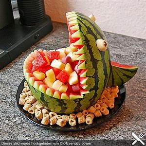 Rezepte Für Geburtstagsfeier : melonen hai rezepte recipes melonen hai kindergeburtstag essen und essen f r kinder ~ Frokenaadalensverden.com Haus und Dekorationen