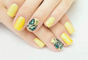 Butterfly nail art for beginners : Simple nail art designs for beginners with styling tips