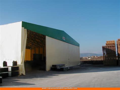 capannone in pvc usato capannoni mobili usati copritutto