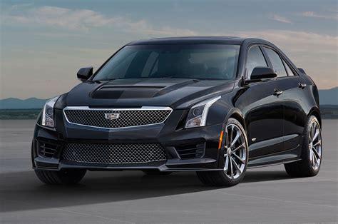2018 Cadillac Ats V Sedan Front Three Quarter Photo 40