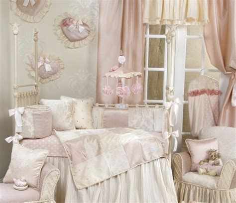 20 Luxury Baby Cot Designs And Exquisite Nursery Rooms