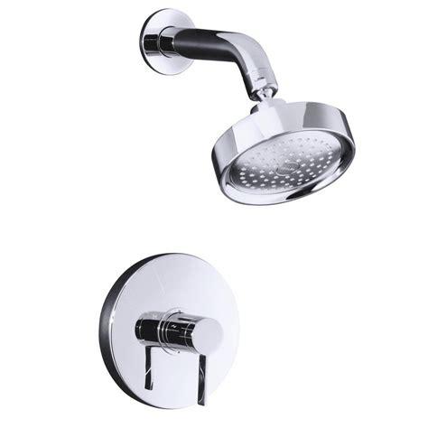 kohler stillness bathroom faucet kohler stillness shower faucet trim in polished chrome k