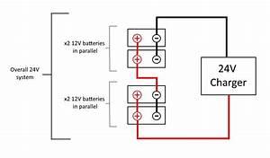 Charging 12v Batteries In Series