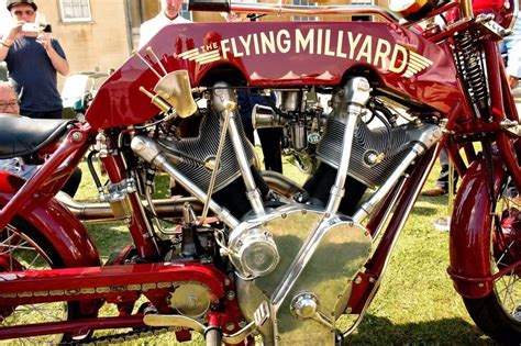 Flying Millyard Motorcycle Is Powered By A 5000 Cc V-twin