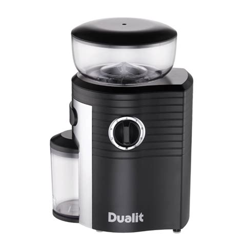 Looking for the best burr coffee grinder? Dualit Burr Grinder for Coffee Beans