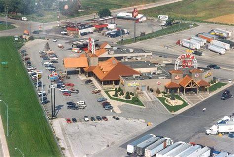Iowa 80 Truckstop - BP - Walcott, IA