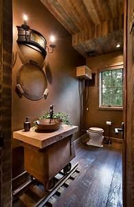 Couleur Mur Salle De Bain : le th me du jour est la salle de bain r tro ~ Dode.kayakingforconservation.com Idées de Décoration