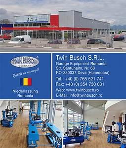 Twin Busch Wuchtmaschine : twin busch international twin busch gmbh garage equipment ~ Jslefanu.com Haus und Dekorationen