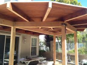 Diy Patio Cover Ideas by Diy Patio Cover Plans 1377