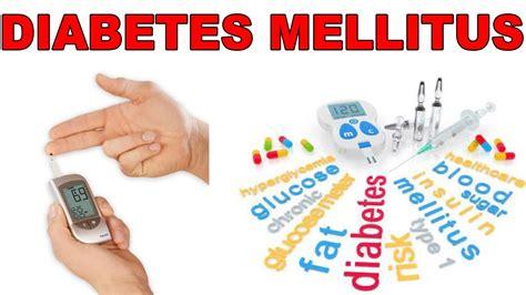 In Diabetes Mellitus Diabetes Mellitus Types Symptoms Causes Treatments