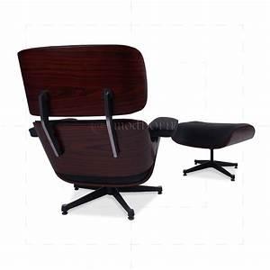 Eames Replica Deutschland : eames style lounge chair and ottoman black leather palisander rosewood replica ~ Sanjose-hotels-ca.com Haus und Dekorationen