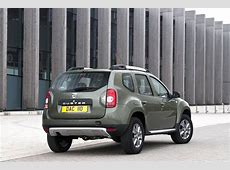 2015 Dacia Duster Facelift for UK Market Unveiled