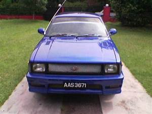 snyperwolf85 1982 Daihatsu Charade Specs, Photos