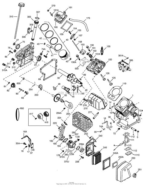 Tecumseh Ohh Parts Diagram For Engine List