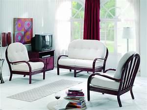 Salon De Veranda : fauteuil de salon en rotin brin d 39 ouest ~ Teatrodelosmanantiales.com Idées de Décoration